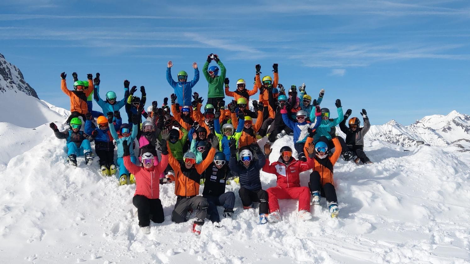 Ski und Snowboard Team Diemtigtal
